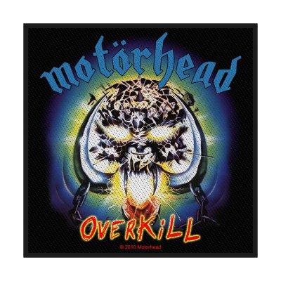 Motörhead Overkill Standard Patch offiziell...