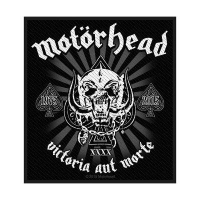 Motörhead Victoria Aut Morte Standard Patch...