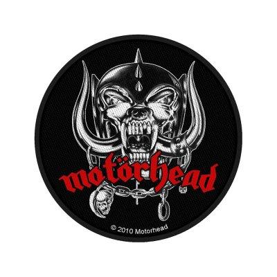 Motörhead War Pigs Standard Patch offiziell...