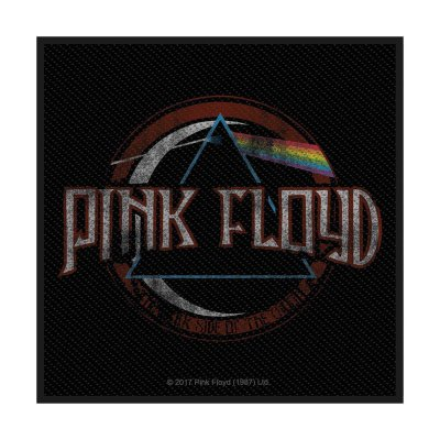 Pink Floyd Distress Dark Side Of The Moon Standard Patch...