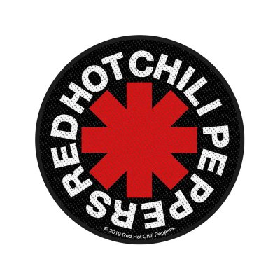 Red Hot Chili Peppers Asteriks Standard Patch offiziell...