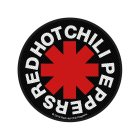 Red Hot Chili Peppers Asteriks Standard Patch offiziell lizensierte Ware