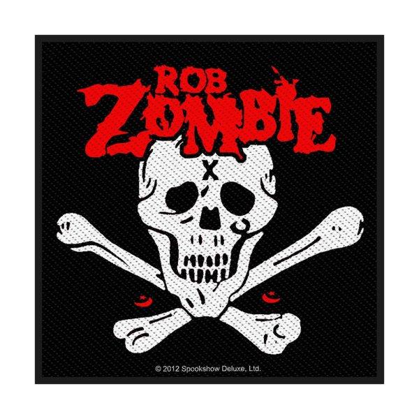 Rob Zombie Dead Return Standard Patch offiziell lizensierte Ware