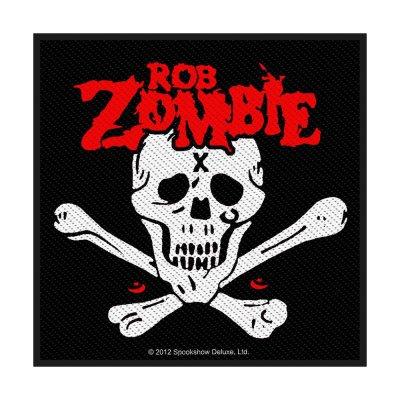 Rob Zombie Dead Return Standard Patch offiziell...