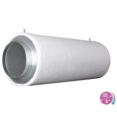 Prima Klima Industry Aktivkohlefilter, 200mm Flansch,...