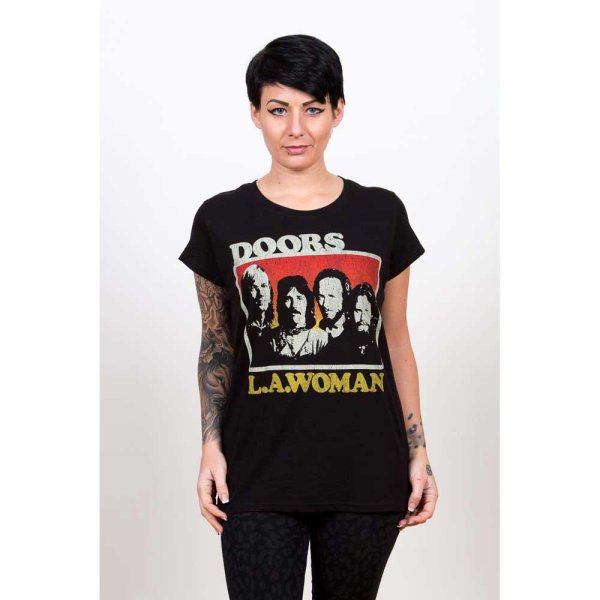 The Doors Frauenshirt La Woman