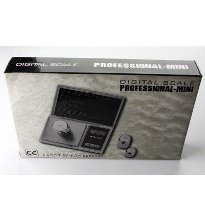 digitale Feinwaage 500 g 0,1g 2 x AAA Baterien inklusiv