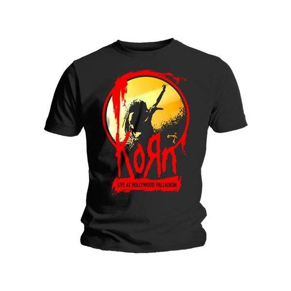 Korn T-Shirt Stage Schwarz
