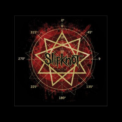 Slipknot T-Shirt Come Play Dying Schwarz