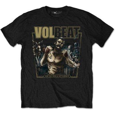 Volbeat T-Shirt Seal the Deal Schwarz