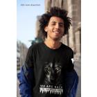 Blck Frst Wolf mit Ärmellogo, Shirt