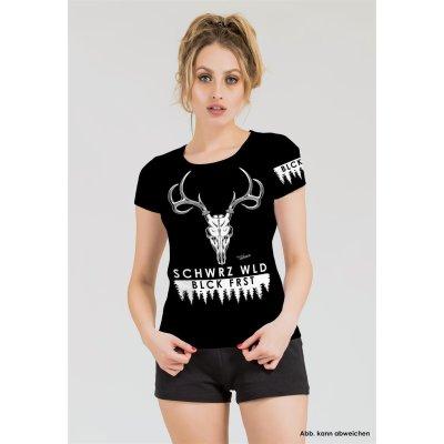 Blck Frst Schwrz Wld Girly Shirt