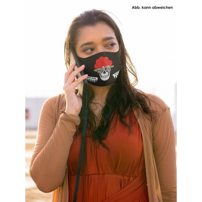 Blck Frst Mund Nasen Maske Downhill