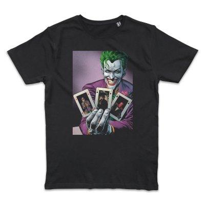 Joker Flash Cards T-Shirt