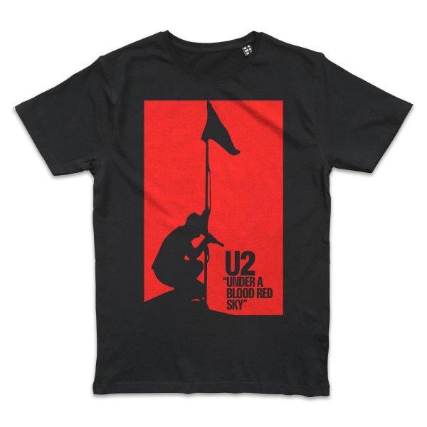 U2 Under a Blood Red Sky T-Shirt