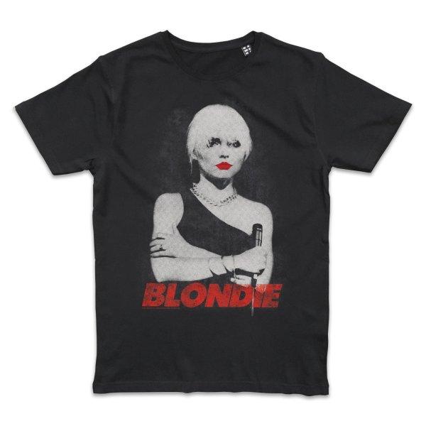 Blondie Red Lips T-Shirt