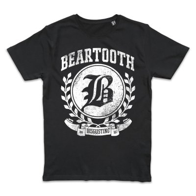 Beartooth Disgusting Collegiate T-Shirt