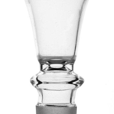 Glas Köpfchen 14,5er M Trichterkopf, Konisch,...