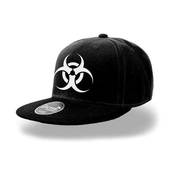 Biohazard Symbol Cappy