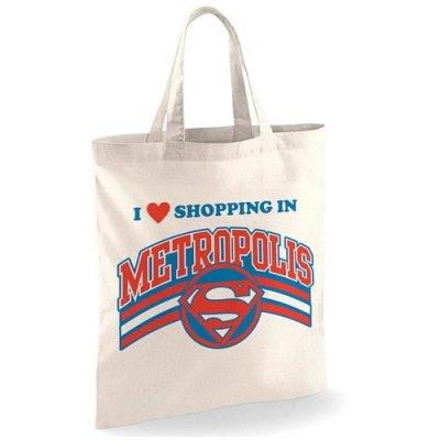 Superman Metropolis Shopping Bag