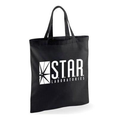 The Flash Star Shopping Bag