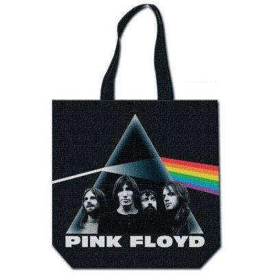 Pink Floyd Dark Side of the Moon Einkaufstasche mit Reißverschluss