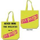 Sex Pistols Einkaufstasche mit Reißverschluss