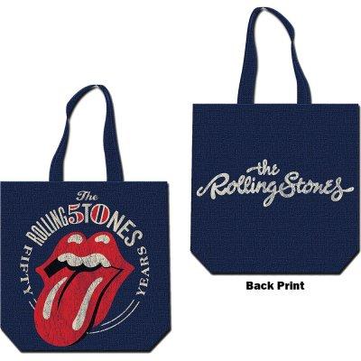 The Rolling Stone 50th Anniversary Einkaufstasche mit...