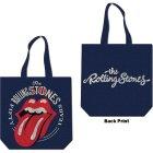 The Rolling Stone 50th Anniversary Einkaufstasche mit Reißverschluss