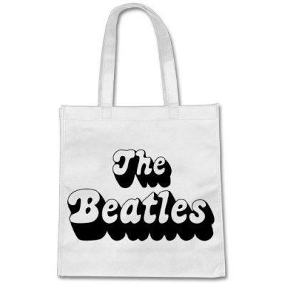 The Beatles Einkaufstasche