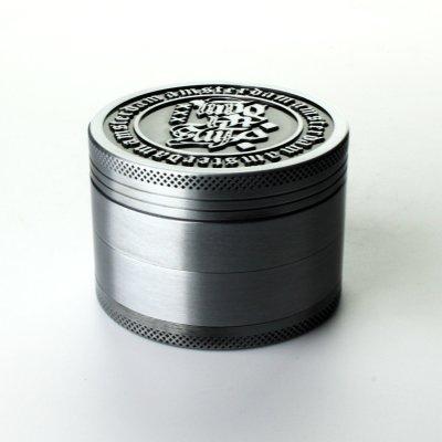 Grinder Antic Black Ø: 60 mm, 4 Part mit Sieb und...