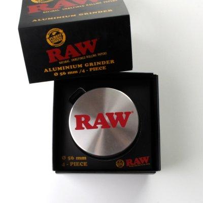 Grinder RAW Ø: 56 mm, 4 Part