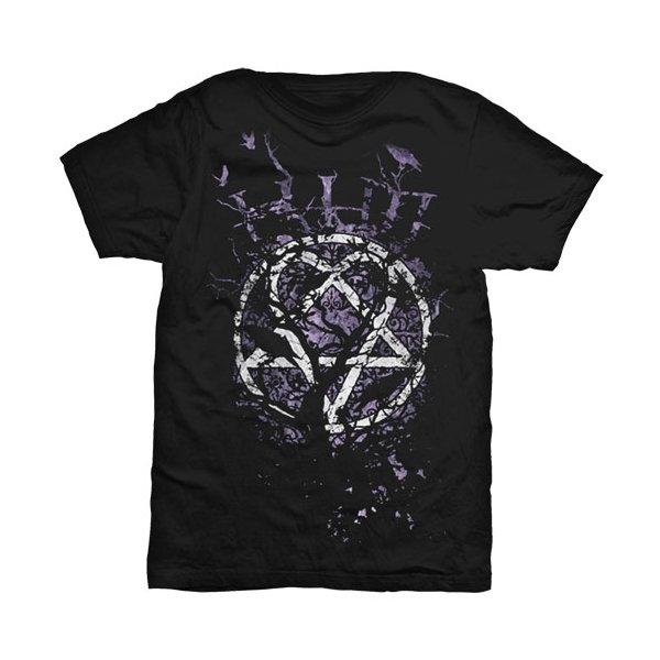 HIM T-Shirt Crows