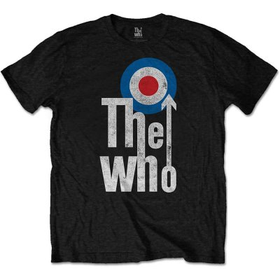 The Who T-Shirt Elevanted Target