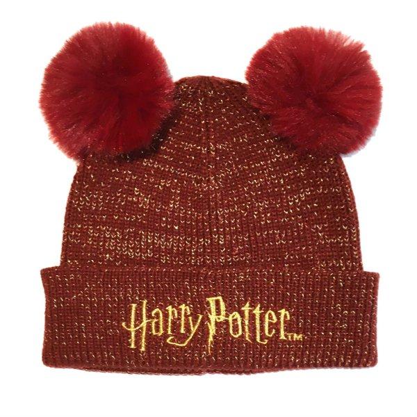 Harry Potter - Logo Rot Beanie Mütze