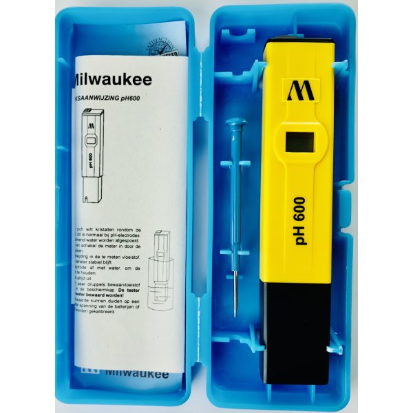 Milwaukee pH 600 Tester