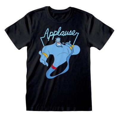 Aladdin Applaus T-Shirt Schwarz