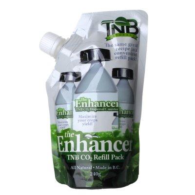 The Enhancer CO2-Nachfüllung, TNB Naturals 240g
