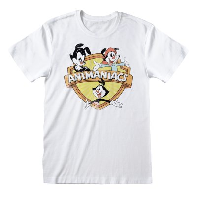 Animaniacs T-Shirt Vintage Group Weiss