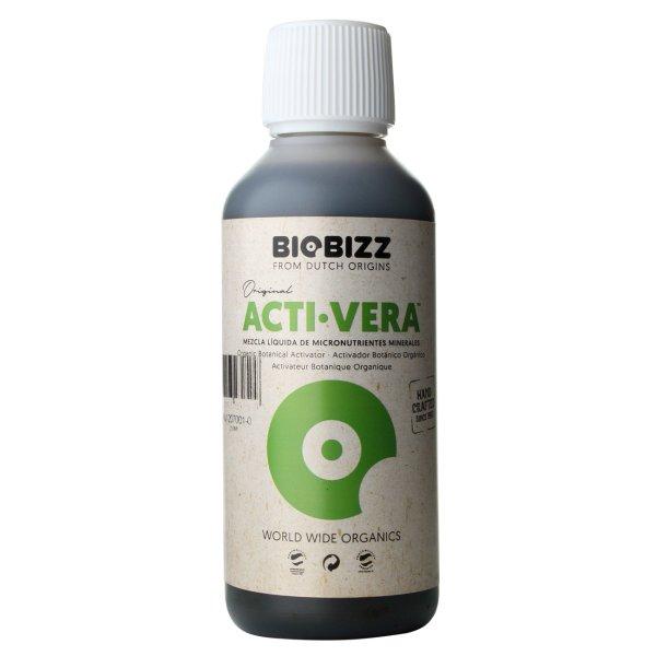 BioBizz Acti-Vera 250ml Immunsystemaktivator für Erde und Coco