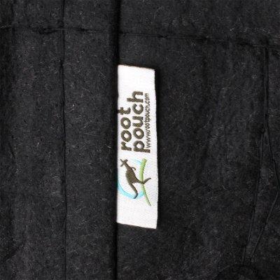 Root Pouch 3,8 L schwarz