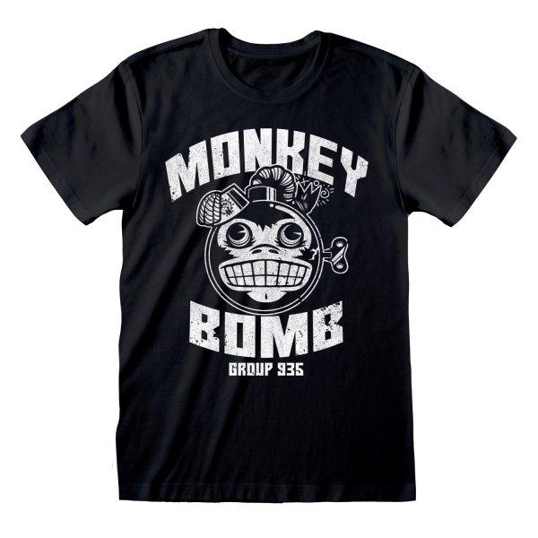 Call of Duty T-Shirt Monkey Bomb