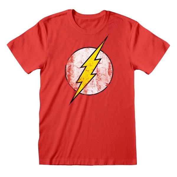 DC Flash T-Shirt Logo