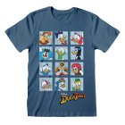Disney Ducktales T-Shirt Squares
