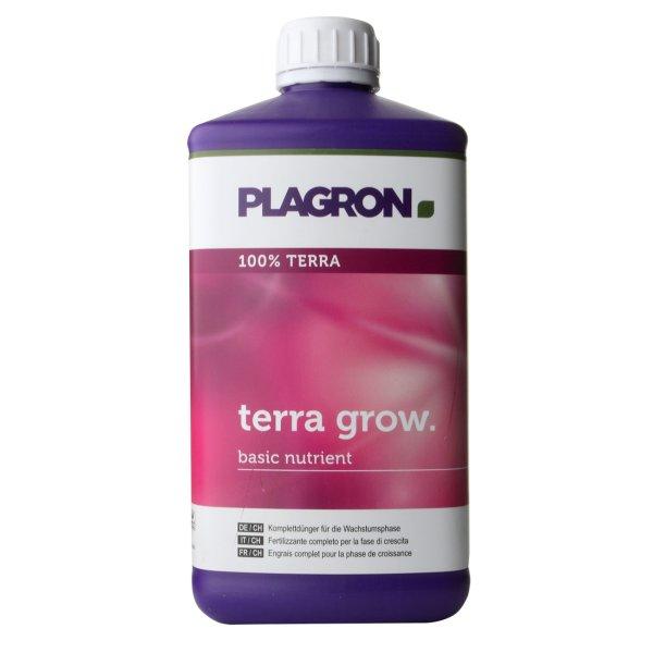 Plagron Terra Grow 1L, Wachstumsdünger