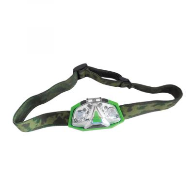 Green LED Kopflampe von LUMii