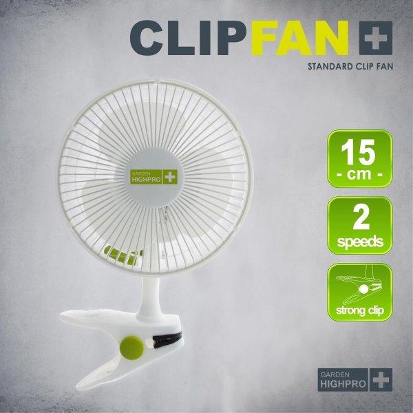 Clip Ventilator ECO 15W von Garden High Pro