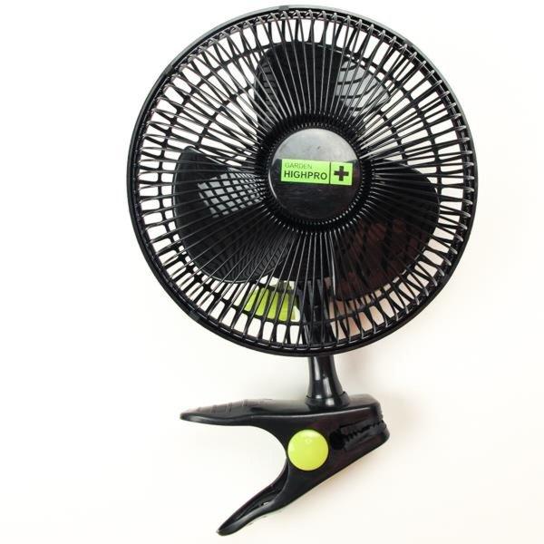 Clip Ventilator 12W von Garden High Pro