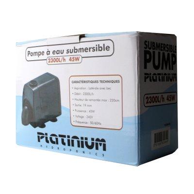 Platinium Wasserpumpe 2300 L/h von Platinium Hydroponics