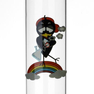 Cool Raven Bubble Bong 18,8er von Highline